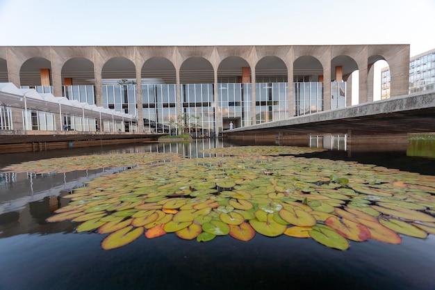 Brasília, brasil - 03 de março de 2007 - palácio itamaraty - ministério das relações exteriores - departamento de estado