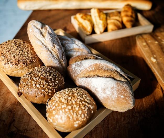 Bread shop bake massa farinha padaria