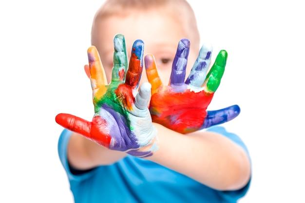 Brincar com cores