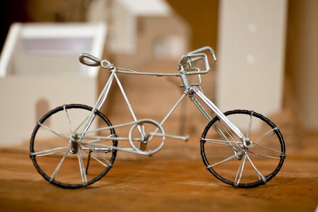 Brinquedo bicicleta