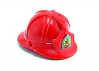 Brinquedo do chapéu do bombeiro