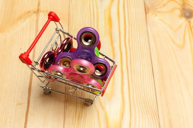 Brinquedo popular fidget spinner