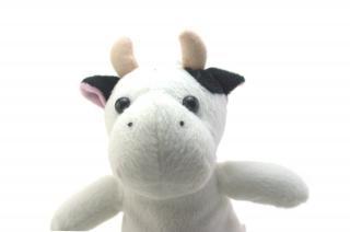 Brinquedo vaca engraçado, bom
