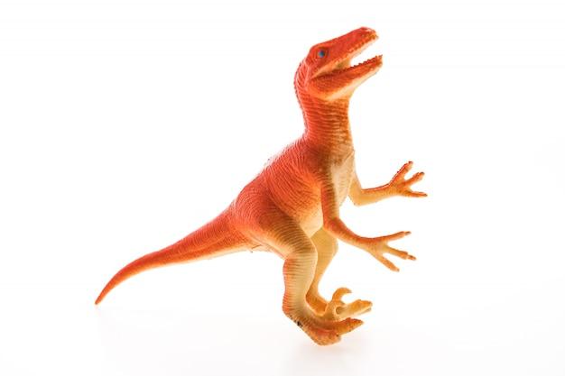 Brinquedo velociraptor