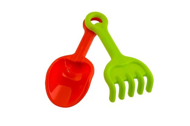 Brinquedos de praia para crianças