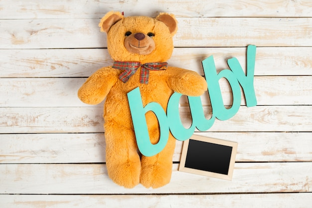Brinquedos para crianças, urso