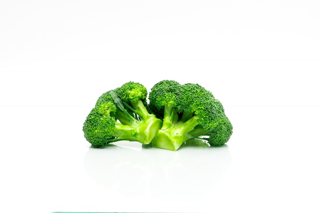 Brócolis verde (brassica oleracea)