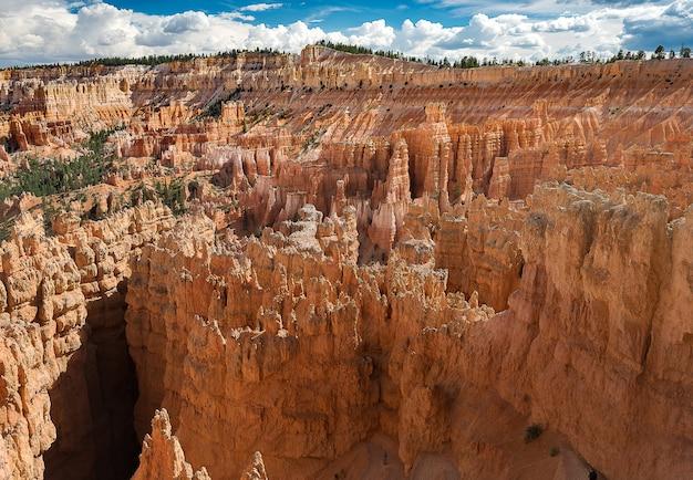 Bryce canyon national park de negligenciar