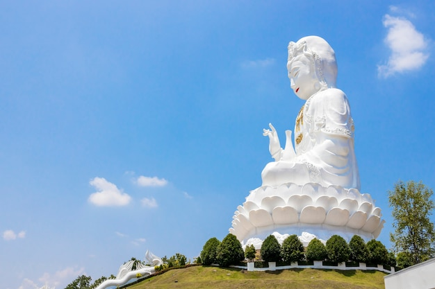 Buda kuan yin no céu