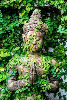 Budismo para estátuas ou modelos do retrato de buda