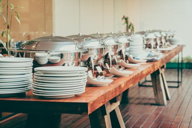 Bufê de catering