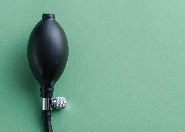 Bulbo de esfigmomanômetro profissional