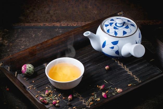 Bule de chá japonês