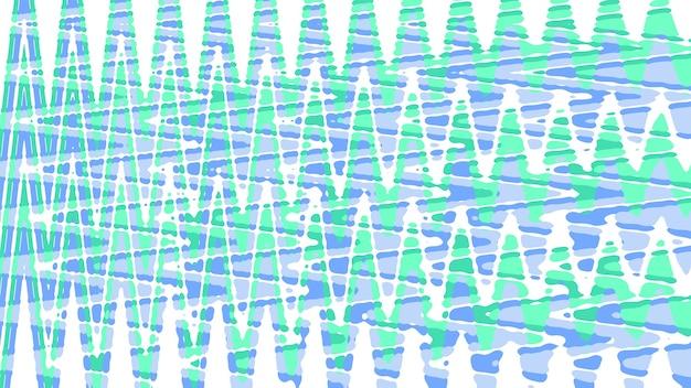 Bule e fundo de textura abstrata verde, fundo padrão de papel de parede gradiente