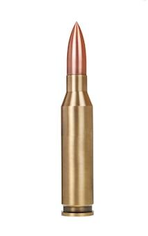 Bullet, isolado no fundo branco