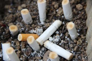 Bunda cigarros