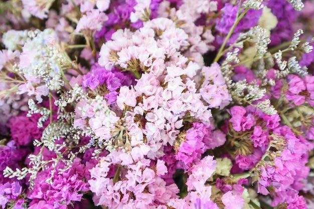 Buquê de flor seca
