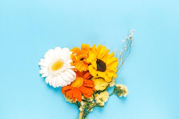Buquê de flores Foto gratuita