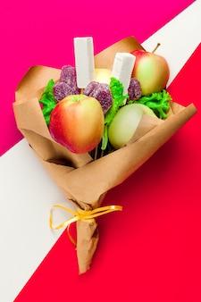 Buquê de frutas