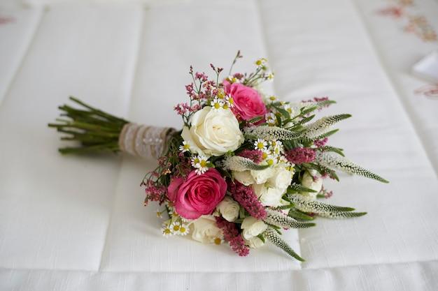Buquê de lindas flores