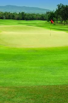 Buraco de golfe