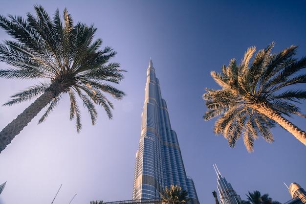 Burj khalifa em dubai