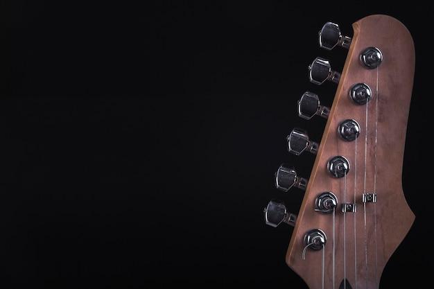 Cabeça de guitarra elétrica