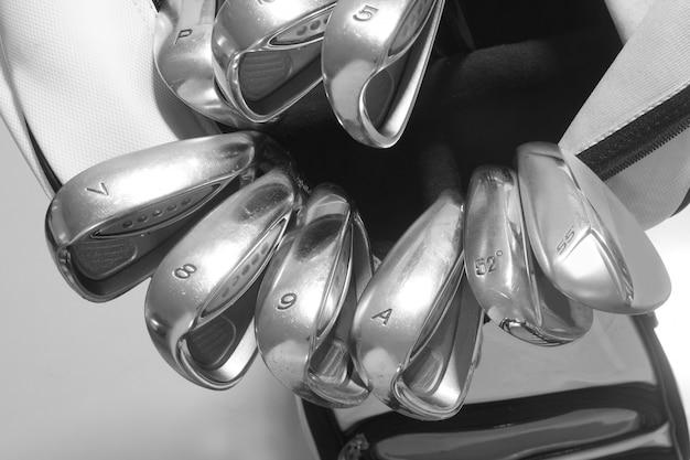 Cabeça de taco de golfe