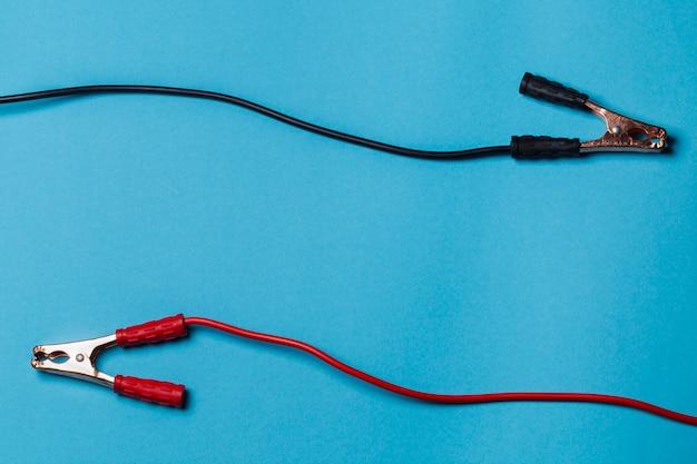 Cabos de ligação de bateria