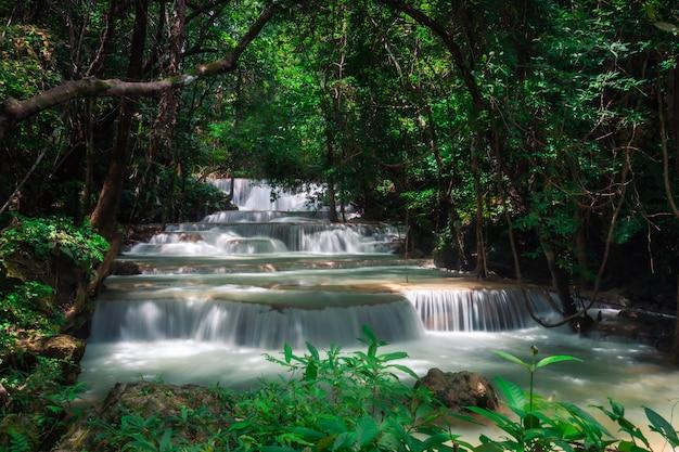 Cachoeira huay mae kamin