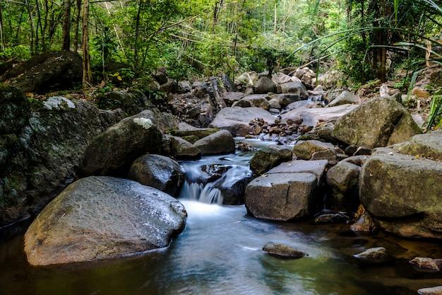 Cachoeira natural