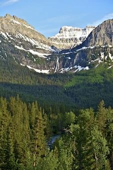 Cachoeiras das geleiras