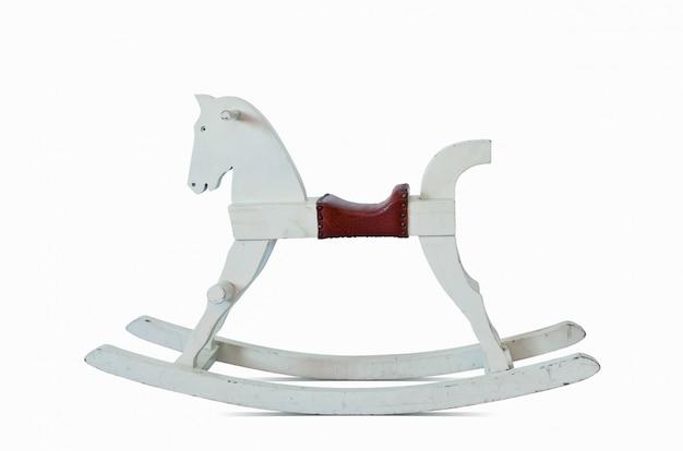 Cadeira de cavalo de balanço