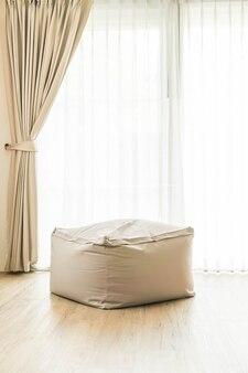 Cadeira de saco de feijão