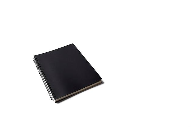 Caderno de desenho preto