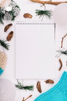 Caderno entre senões e galhos