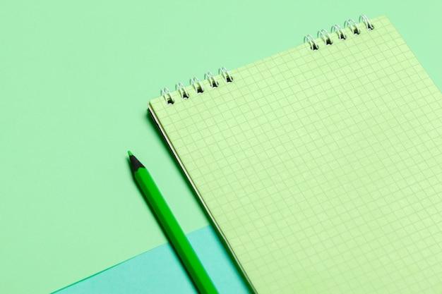 Caderno espiral
