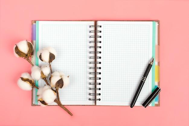 Caderno para registros