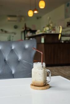 Café cappuccino gelado