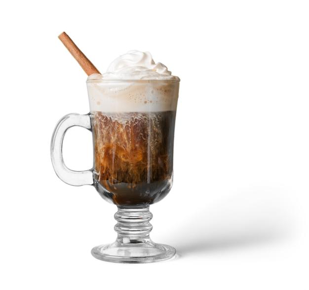 Café com creme, café irlandês