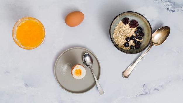 Café da manhã com cereais