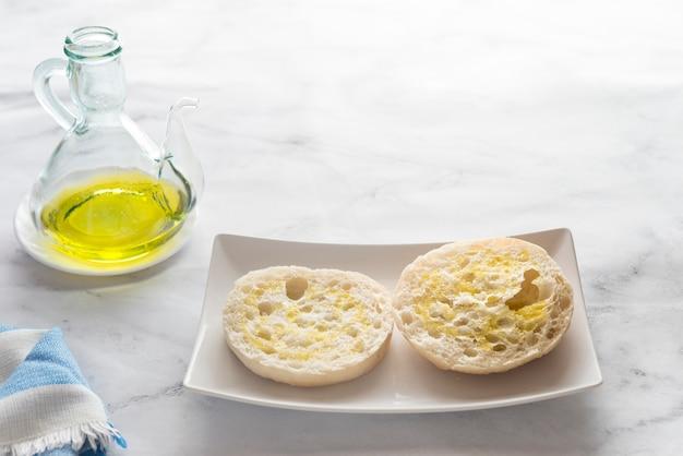 Café da manhã típico espanha