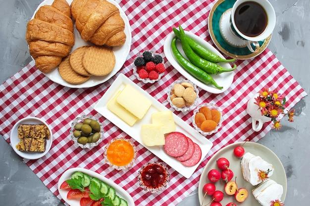 Café da manhã turco