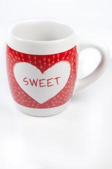Café doce coração