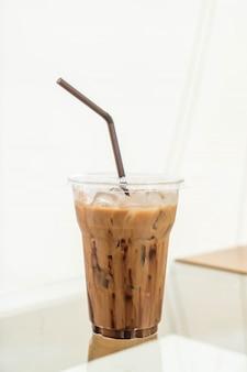 Café gelado mocha