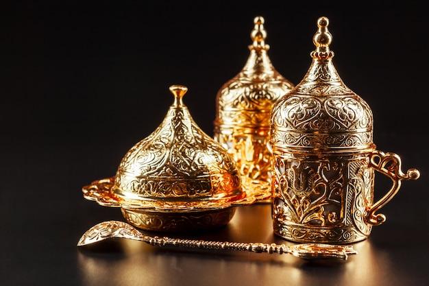 Café turco tradicional