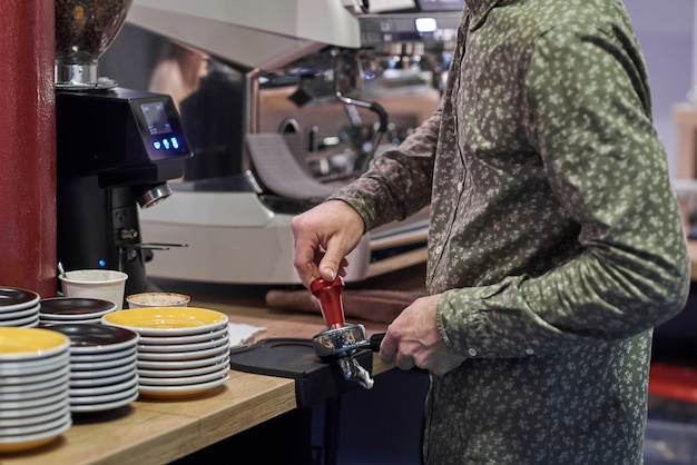 Cafeteiras para café expresso