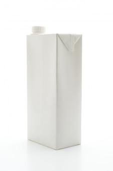 Caixa de leite uht