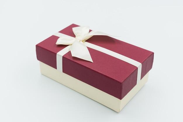 Caixa de presente de natal, promoção de venda