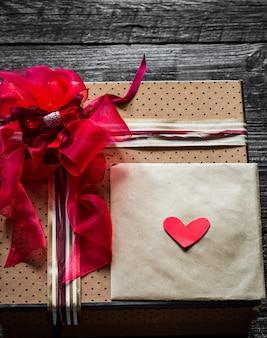 Caixa de presente para dia dos namorados
